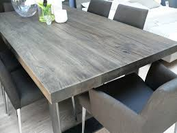 gray wood dining table perfect design wash with throughout idea 5