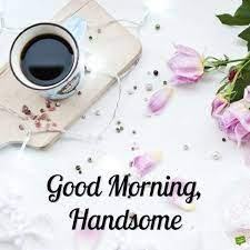 good morning messages for your husband
