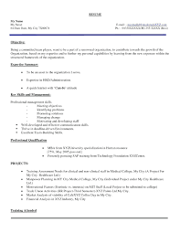 Imposing Marketing Resume Format Templates Fresher Doc Sample Best