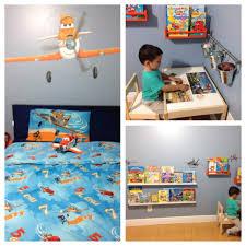 Marvelous Dusty Planes Themed Room. Toddler Art Corner DIY Dusty Wall Art Is Painted  Mural South Florida Artist Boy Room Toddler Room Big Boy Room Orange Planes