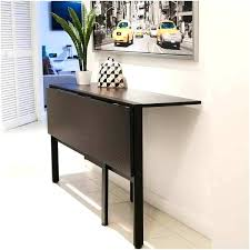 wall mounted drop leaf dining table fold down kitchen table from wall and folding tables with