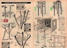 darts designcom Tremendeous Free Treehouse Plans Free Treehouse
