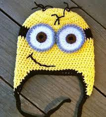 Minion Hat Crochet Pattern Gorgeous Despicable Me Minion Crochet Hat Pattern AllDayChic