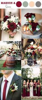Wedding Color Ideas For Fall