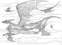 Realistic Dragon Coloring Pages Dragon Head Coloring Page New Year