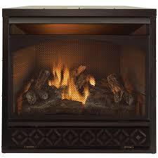 procom 35 in w 32 000 btu black vent free dual burner