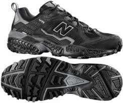 new balance all terrain. last week i went over to my cousins house. after being there for about an hour realized that forgot running shoes, so out and bought some. new balance all terrain n