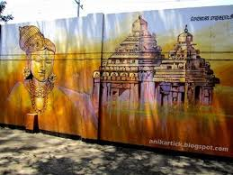 on wall art painters in chennai with 25 wall painting works from chennai tamil nadu artist