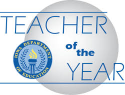 Iowa State Letter Of Recommendation Iowa Teacher Of The Year Toy Iowa Department Of Education