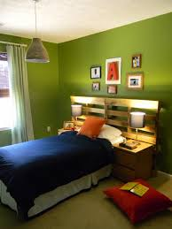 boys bedroom paint ideasWonderful Orange Wall Finished Added Art Wall Decals As Cool And