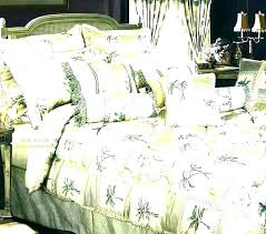 palm tree bedding sets palm trees comforter set comforter comforters ideas