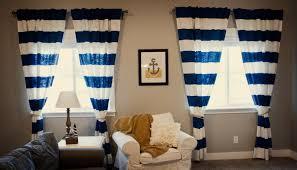 Nautical Bedroom Curtains Nautical Curtains