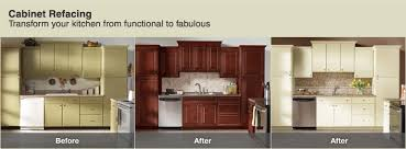 kitchen captivating cabinets refacing ideas cost of cabinet vs