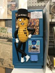 Mr Peanut Vending Machine Custom Mr Peanut Vending Machine For Sale In Des Moines IA OfferUp