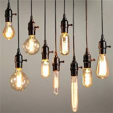 filament bulb chandelier retro light incandescent bulb filament bulb squirrel cage carbon bulb vintage bulb pendant