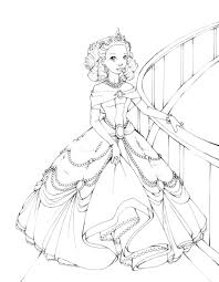 Small Picture Disney Coloring Pages Barbie Coloring Pages