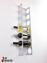 wall cabinet mounted steel narrow wine