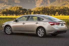 Used 2015 Toyota Avalon Sedan Pricing - For Sale | Edmunds