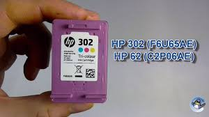 How To Refill Hp 302 Hp 304 Hp 62 Tri Colour Ink Cartridges