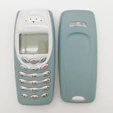 Phone Housing For Nokia 3410 Case ...