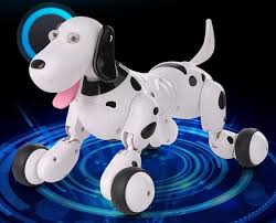 Купить Оптом <b>Happy Cow</b> 2.4 Г RC Умная Собака Реалистичная ...
