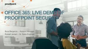 Office 365 Live Security Protection With Office 365 Live Demo