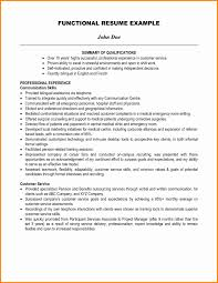 How To Write A Professional Summary On A Resume Examples Example Summary Of Qualifications Summary Of Qualifications Resume 17