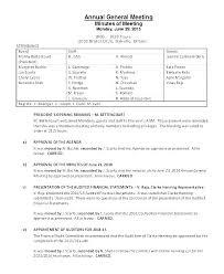 Meeting Report Template Mentoring Meeting Agenda Template