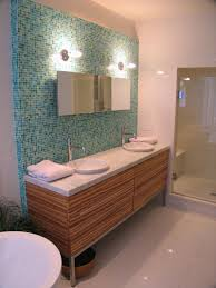 Mid Century Bathroom Tile Williams Creek MidCentury Modern - Mosaic bathrooms