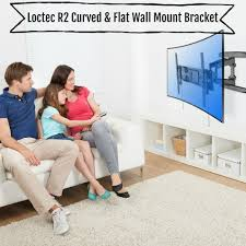 curved tv wall mount
