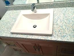 glass bathroom countertops new recycled glass bathroom standard vanity size home depot recycled glass sea glass glass bathroom countertops