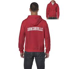 Duncanville Texas Hoodie Home Of Texas State University And Bobcats