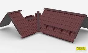 um telhado de quatro águas possui caimento em todos os pontos e ângulo uniforme de inclinação. Como Calcular A Inclinacao De Um Telhado Passo A Passo Pedreirao