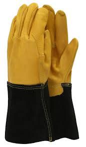 picture of premium leather gauntlet