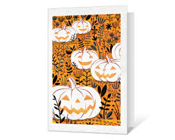 Print the ones you like and send them to friends and family for a unique way to add some spirit to the holiday ;) more fun halloween printables. Printable Halloween Cards Create Print Free At Blue Mountain