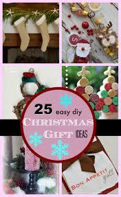 Fun Diy Christmas Gift Ideas