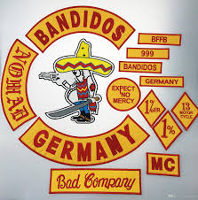 2019 hot mixed full set for bandidos mc embroidered patch iron on jacket leather vest rider punk full back size patch from jonnaean 25 13 dhgate