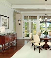 charleston style and design dining area with a beautiful view island home featured in style design