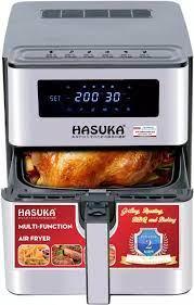 Nồi chiên không dầu 8 Lít HASUKA HSK-399 - Cảm ứng điện tử