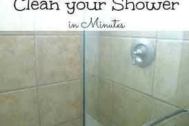 best way to clean glass shower doors how to clean shower doors how to clean glass