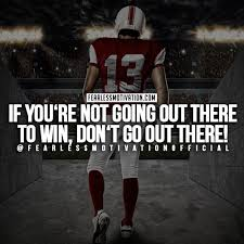 Football Motivational Quotes Inspiration More Than A Game Inspiring Sports Motivational Speech Fearless