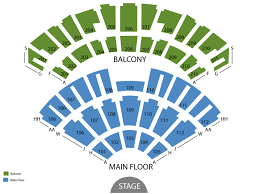 Rosemont Theater Seating Chart Sports Simplyitickets