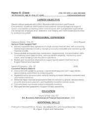 Resumes Samples For Customer Service Customer Service Manager Professional Retail Resume Examples