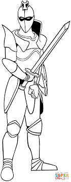 Small Picture Knight Of Evil coloring page Free Printable Coloring Pages