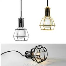 wire cage pendant light shades new copper vintage industrial style pendant light lamp shade lights