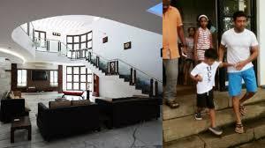 Surya And Jyothika Dream House Inside View In Chennai YouTube - Chiranjeevi house interior