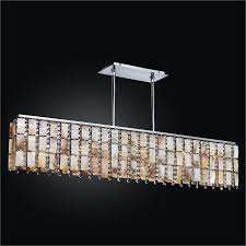 oyster shell chandelier rectangular chandelier tropical paradise 632ym6lsp 7c