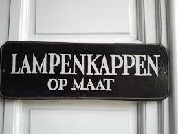 Lampenkappen Op Maat Abat Jour Sur Mesure Antwerpen