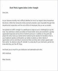 Letter Of Recognition Examples 12 13 Employee Appreciation Letters Samples Loginnelkriver Com