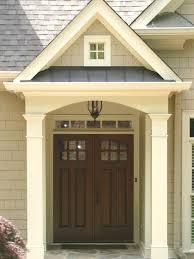 craftsman double front door. Doors, Double Front Doors Fiberglass Entry With Glass Gray Stone Accent Floor Craftsman Door